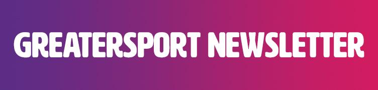 GreaterSport newsletter