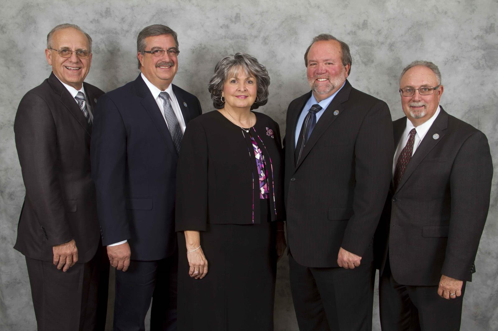 Town Council Group Photo