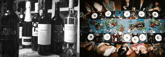 Vinsmagning i Århus: Spansk vin og tapas