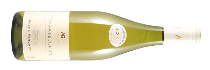 Bourgogne Aligoté André Goichot 2011