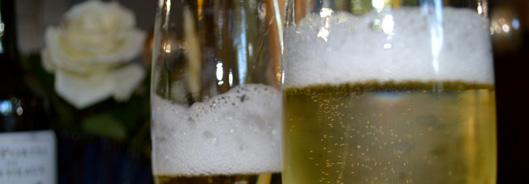 Champagne og mousserende vin