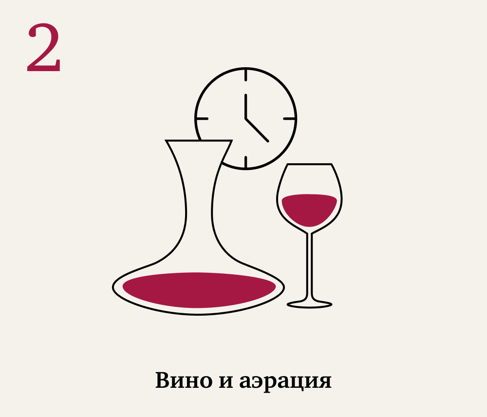 Вино и аэрация