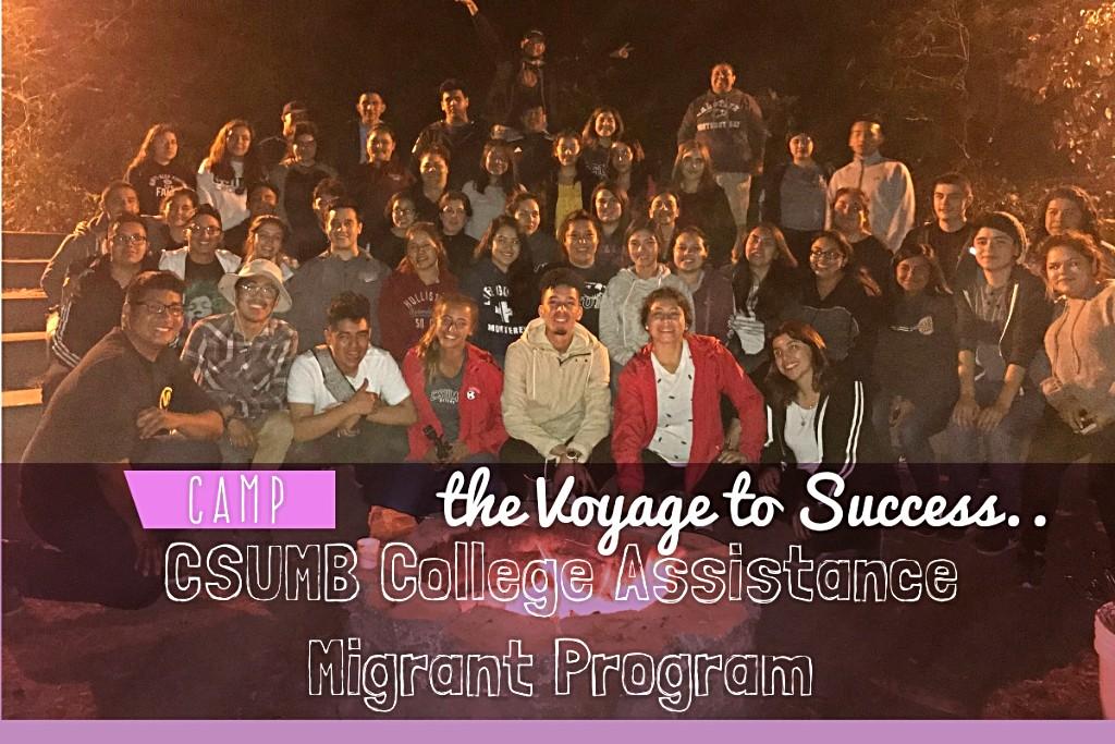 College Assistance Migrant Program (CAMP) Photo