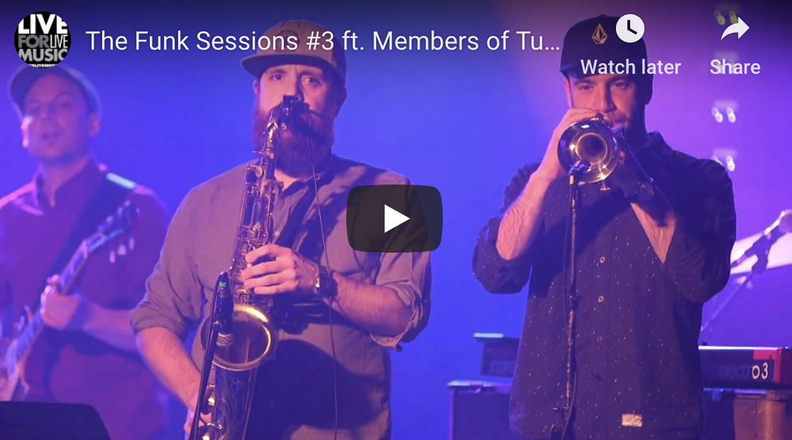 New Orleans Edition Of The Funk Sessions To Take Place Between Jazz Fest Weekends