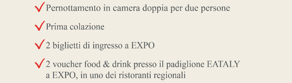 Expo 2015 Package