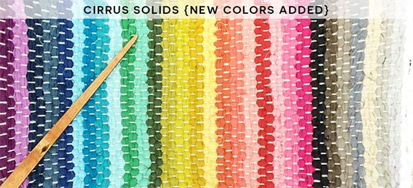 New Cirrus Colors
