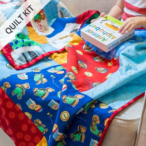 Easy Peasy Quilt Kit