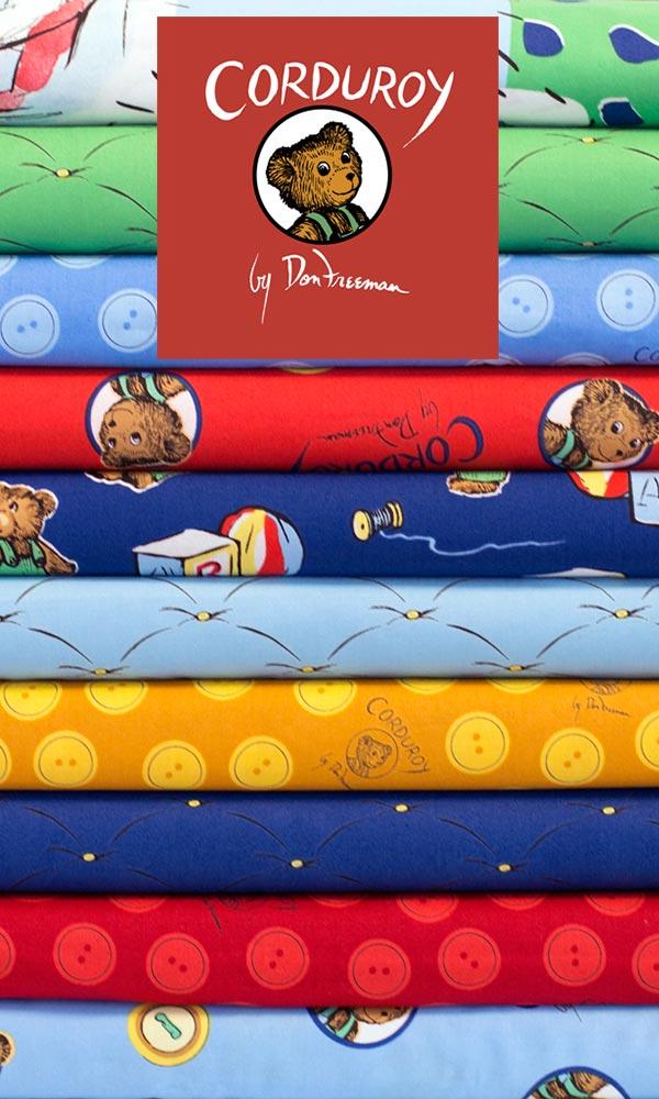 Corduroy the Bear by Dan Freeman