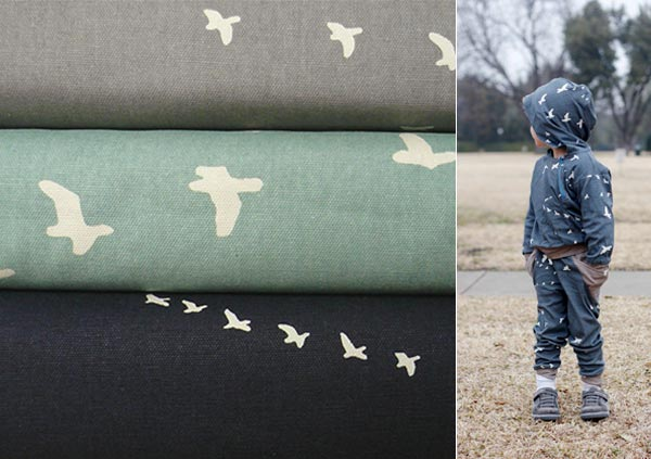 Bear Camp Flight in Canvas and Knit