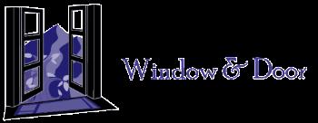 Mountain View Window & Door logo and website link