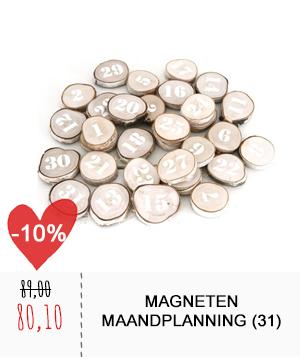 Magneten Maandplanning (31)