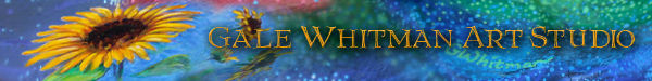Gale Whitman Art Studio header