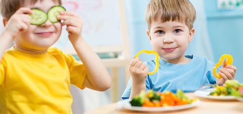 Conférence: Alimentation des enfants de 2 à 5 ans