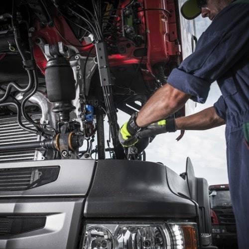 mechanik serwisant