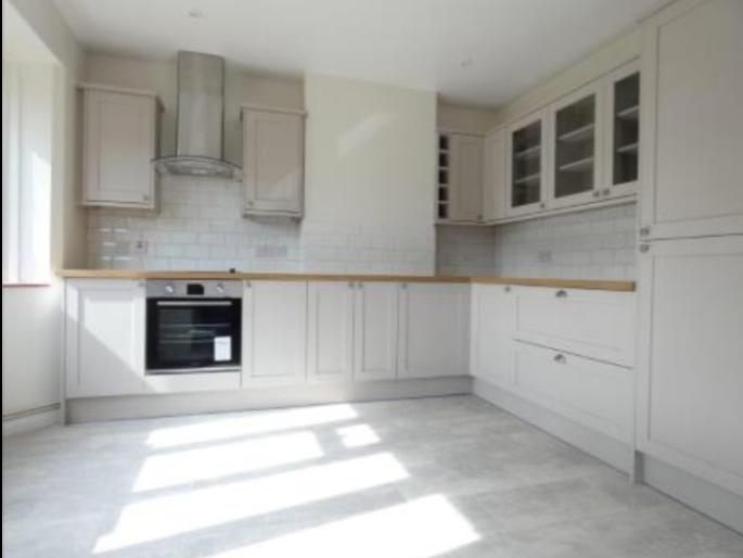 Northbourne Cottage Refurbishment Kitchen