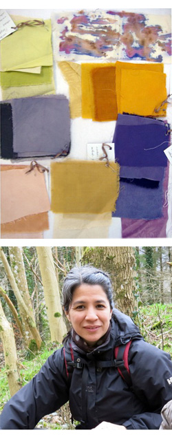 The natural Dye Workshop