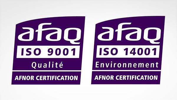 Les certifications ISO 9001 et ISO 14001 du BRGM renouvelées