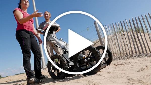 SIBLES : mettre en place une méthodologie pour mieux comprendre les côtes sableuses