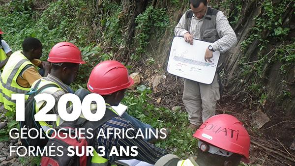PanAfGeo: un programme de formation des géologues africains pour améliorer la gouvernance du secteur minier