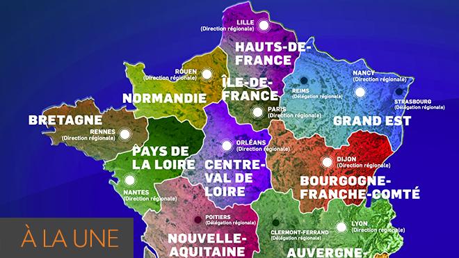 Réforme territoriale : de nouvelles ambitions pour le réseau régional du BRGM