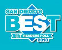San Diego's Best 2010 through 2012