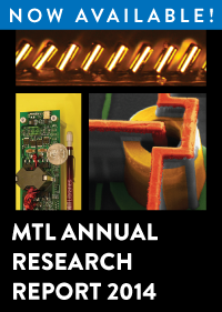 Now Available: MTL Annual Research Report 2014