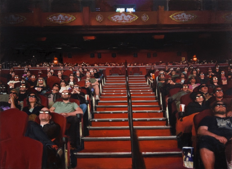 Frank Ryan Audience: Mad Max Fury Road 3D