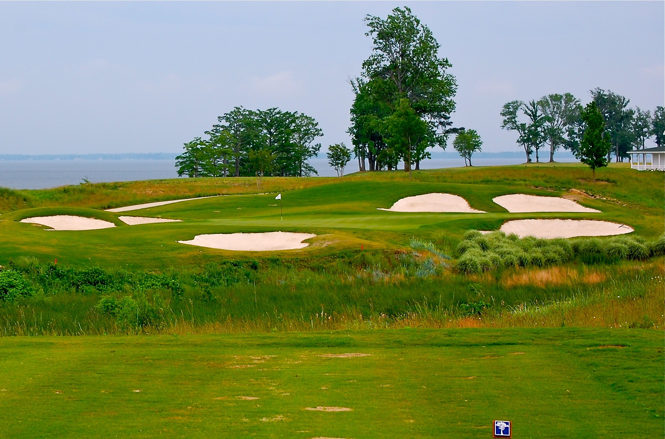 Scotch Hall Preserve, Merry Hill, NC, #13 on the North Carolina Panel's top 50 courses open to the public.   Scotch Hall is a golf community near the town of Denton.
