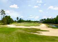 Cape Fear National Golf Club,  Leland, NC (near Wilmington)