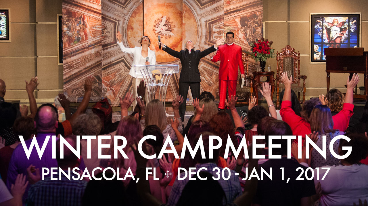 Winter Campmeeting | Dec 30-Jan 1, 2017 | Pensacola, FL