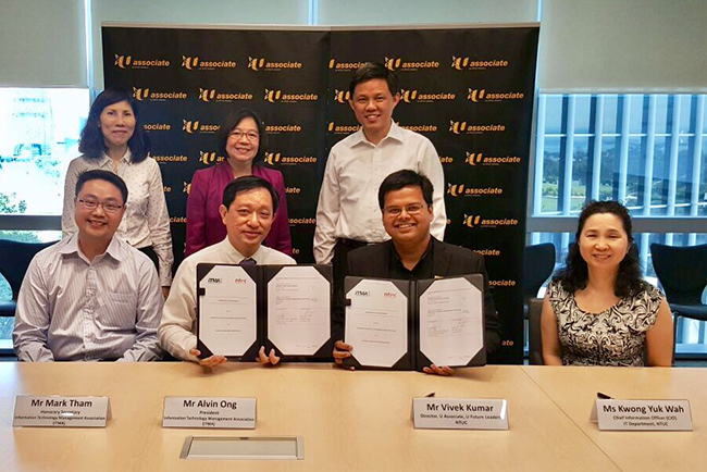 ITMA-NTUC U Associate Strategic Partnership (2nd December 2016)