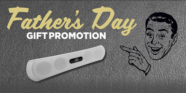 Father's Day Gift Promotion