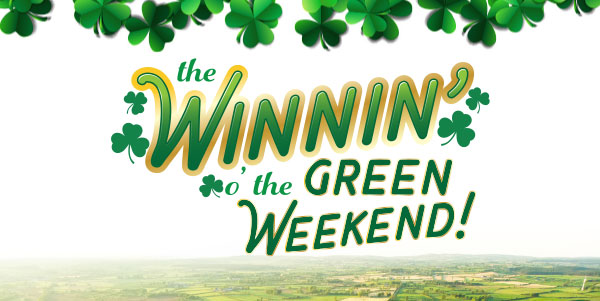 Winnin' O' the Green Weekend