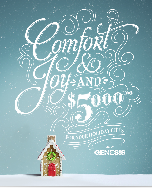 Comfort Joy | For your holiday gifts