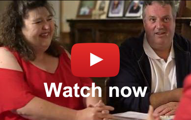 Watch a family and planner talk about developing a plan.