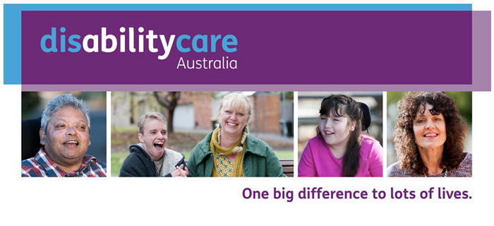 Disability Care Australia - One big difference to lots of lives