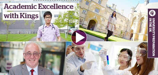 Kings Education videos on teaching excellence in the UK