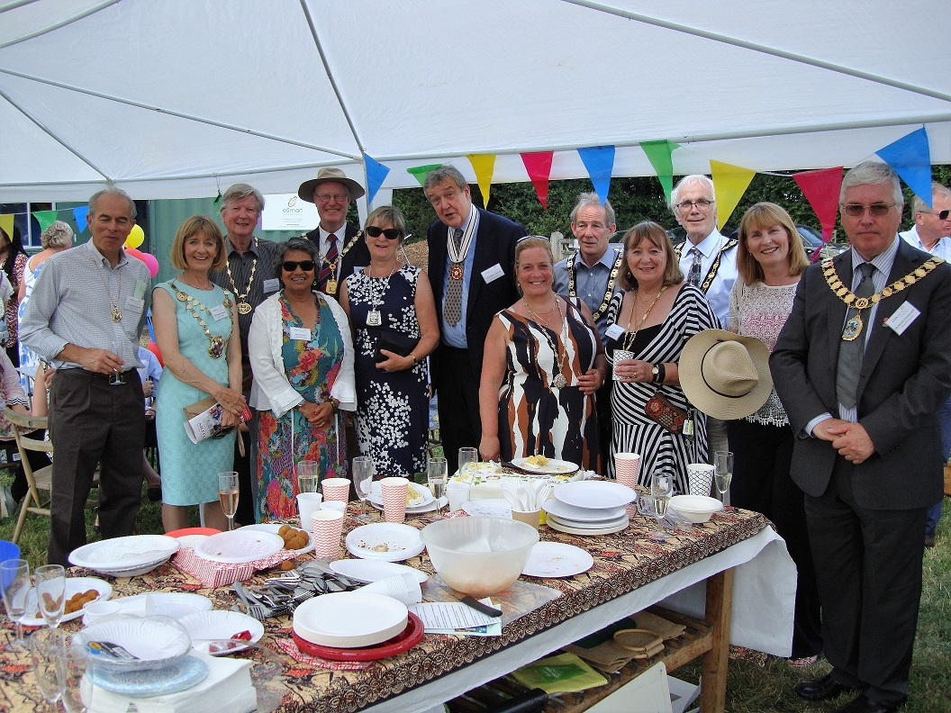 CDA Herts 50th Birthday Celebrations