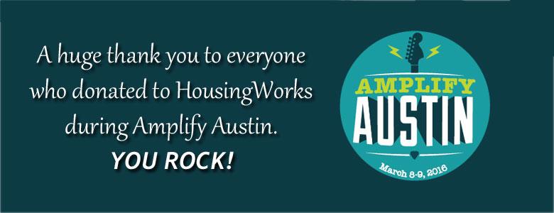 Amplify Austin
