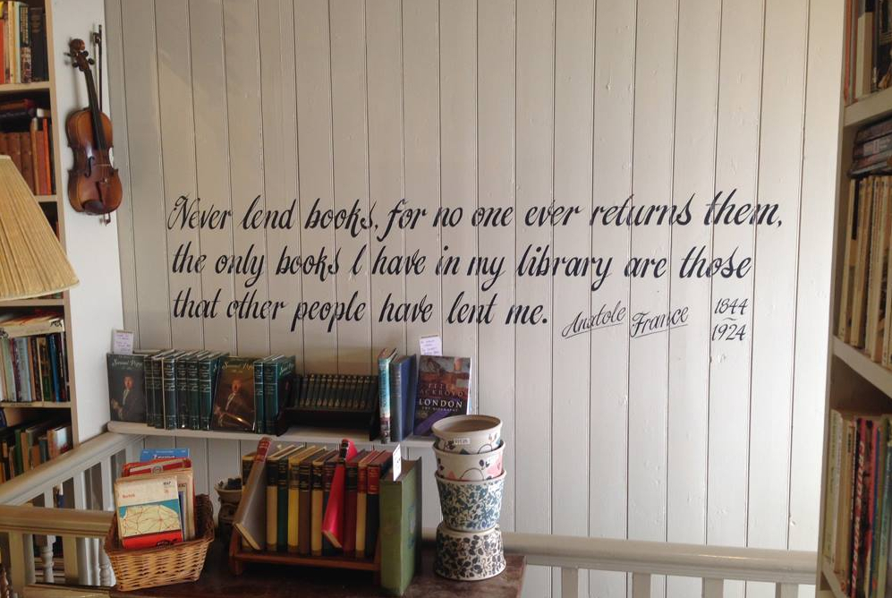 Harris & Harris Bookshop