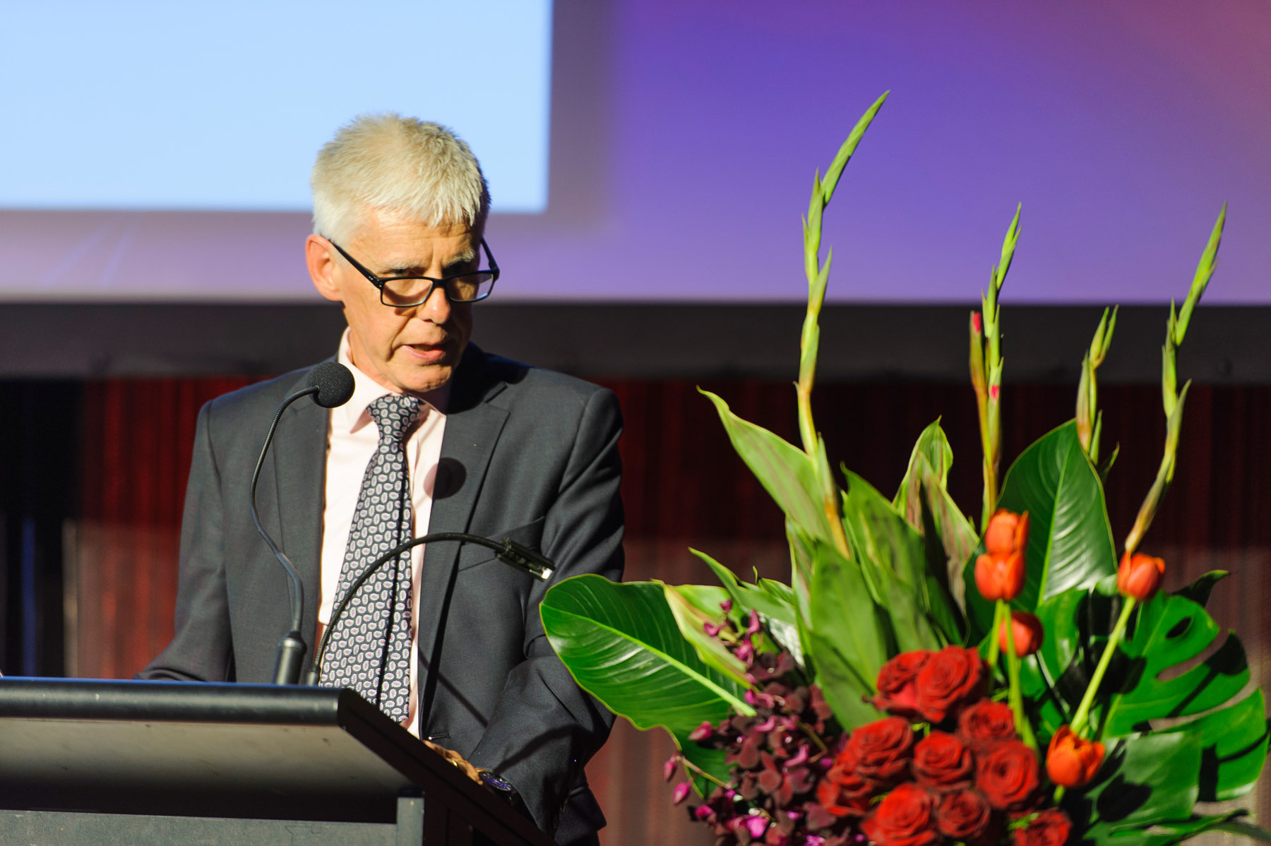 Conference dinner applauds TAFE talent and honours former CEO