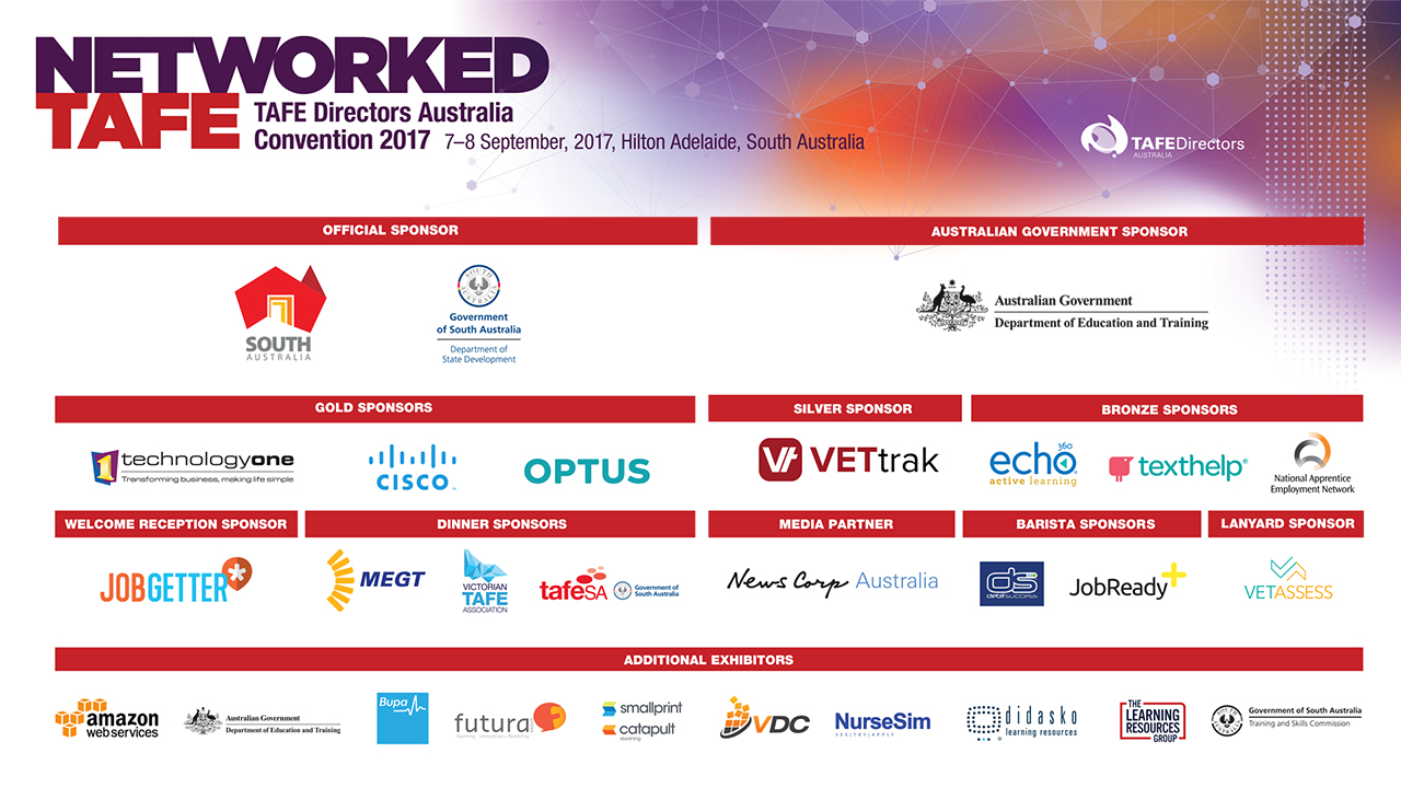 Delegates, sponsors and presenters make TDA 2017 convention a great success