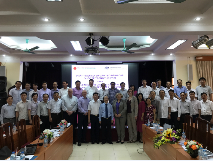William Angliss Institute ASPIRES in Vietnam
