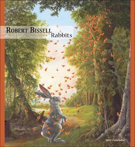 Robert Bissell - Rabbits Calendar 2012