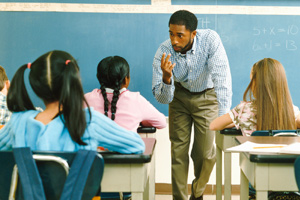 Show and Tell: Defeat Distraction in the Classroom