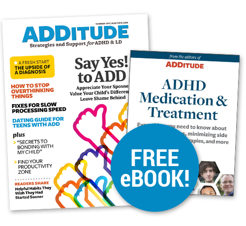 Subscribe to ADDitude