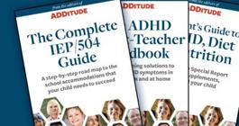 Win 3 ADDitude eBooks!