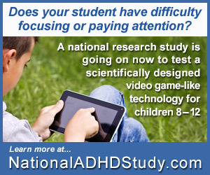 National ADHD Study