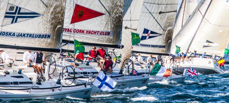 Photo courtesy the New York Yacht Club