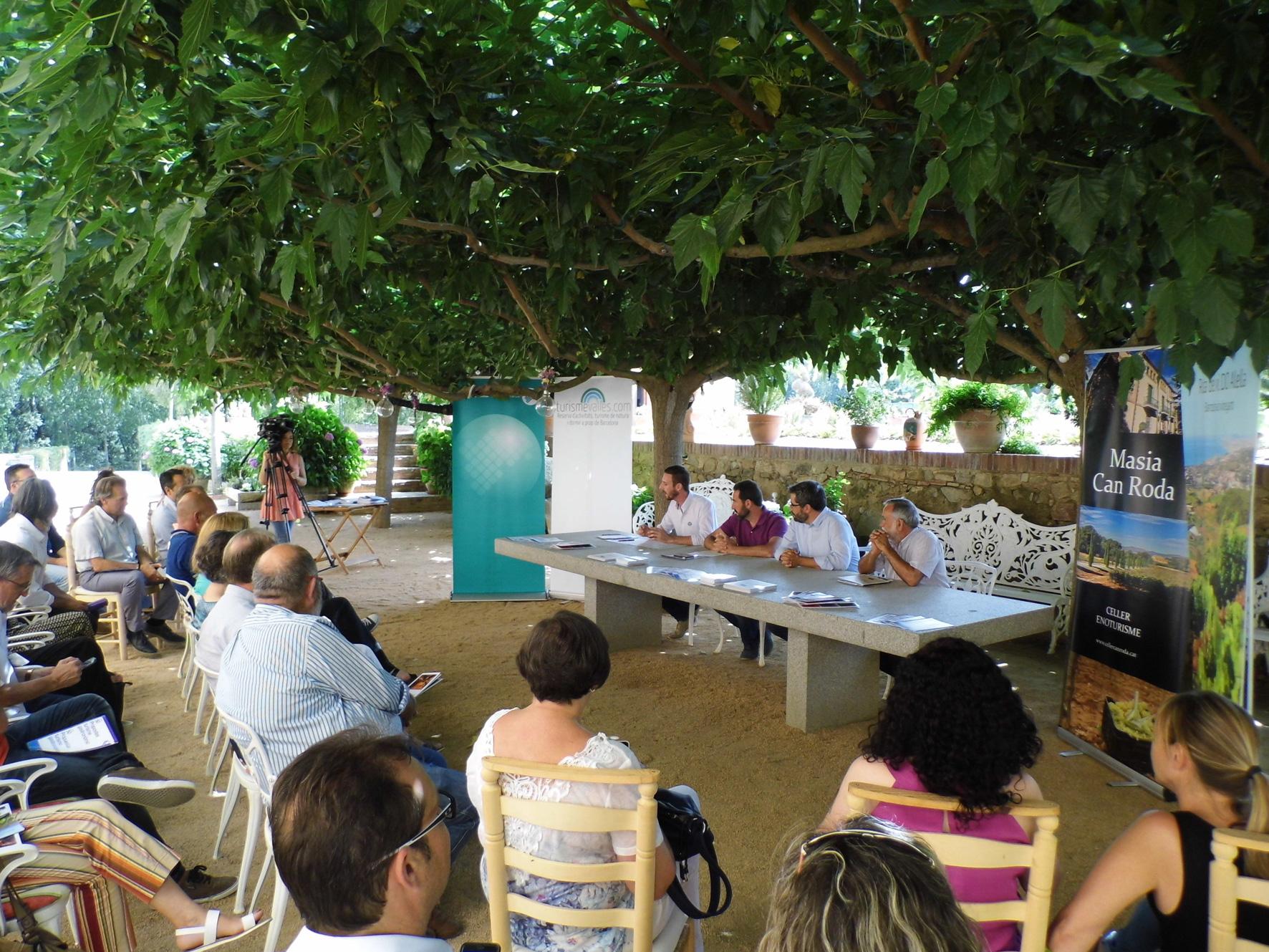"""Presentació publicació """"50 propostes de turisme gastronòmic"""""""